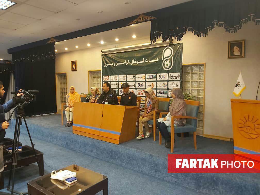 یحیی گل محمدی- موسسه همدم مشهد