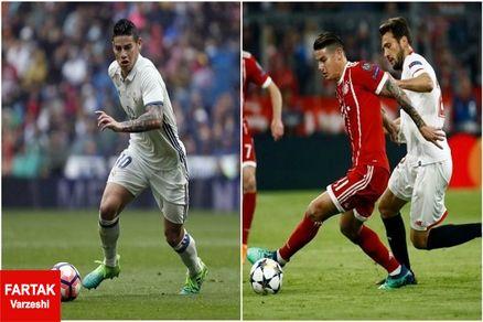 7 بازیکن مشترک در رئال مادرید و بایرن مونیخ