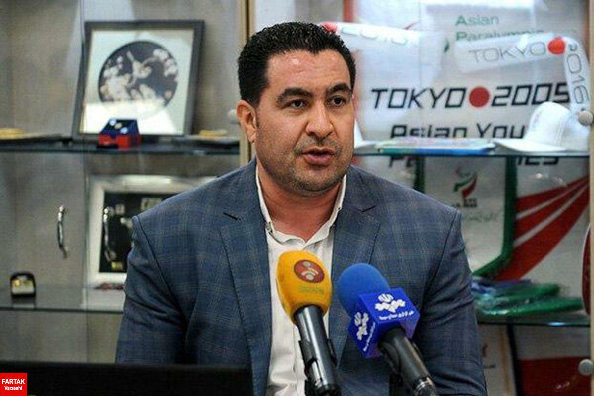 دبیر اجرایی کمیته ملی پارالمپیک انتخاب شد