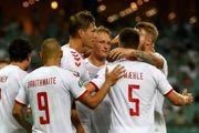 یورو 2020| صعود وایکینگ ها به نیمه نهایی