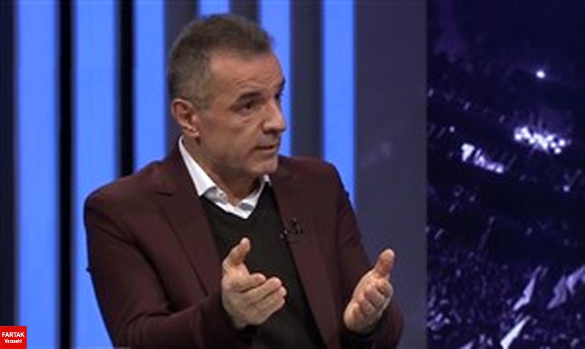 مدیرعامل پرسپولیس:کالدرون یک نفر را صد درصد تایید کرد