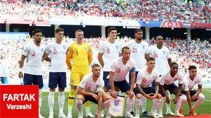 انگلیس مقابل کرواسی لباس شانس خود را نمی پوشد!