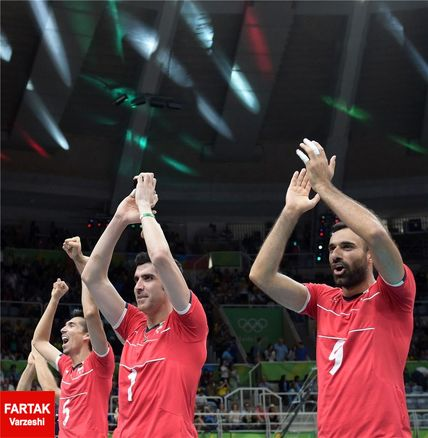 برنامه ایران برای میزبانی در لیگ جهانی والیبال
