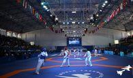 ۲۶ هوگوپوش بر شیاپچانگ انتخابی قهرمانی آسیا