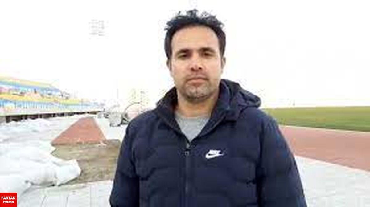 محمد نصرتی به کرونا مبتلا شد