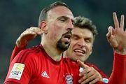 ریبری به دنبال بازگشت به تیم فوتبال بایرن مونیخ