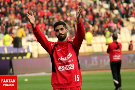 پرسپولیس- السد؛ یکصدمین حضور انصاری با پیراهن این تیم!