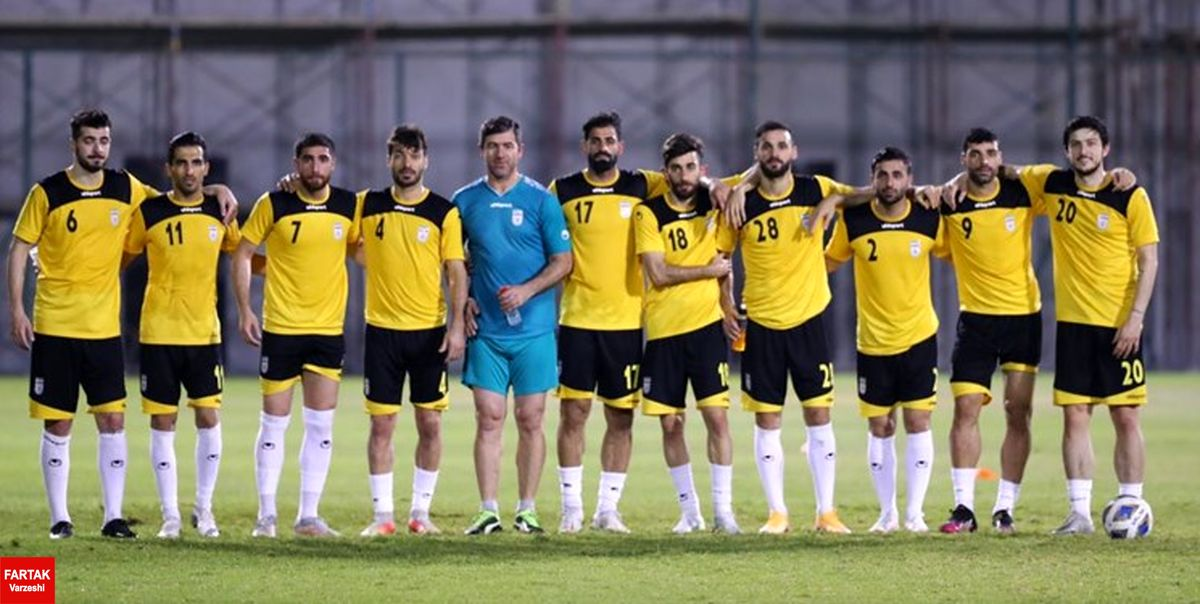 ترکیب تیم ملی فوتبال برای بازی با بحرین مشخص شد