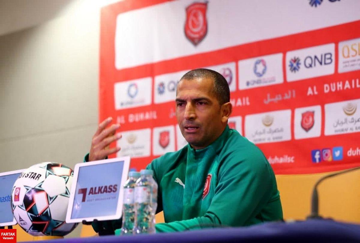لموشی: حضور در تورنمنت باشگاههای جهان افتخار است