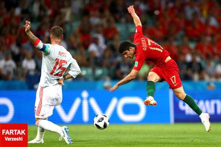 مقصد نامعلوم ستاره تیم ملی پرتغال؛ والنسیا یا پاری سن ژرمن؟