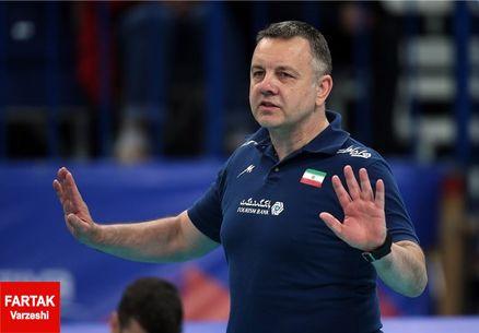 کولاکوویچ: بازی به همان سختی بود که انتظار داشتیم/ در سرویس به بازیکنان بلغارستان فشار آوردیم