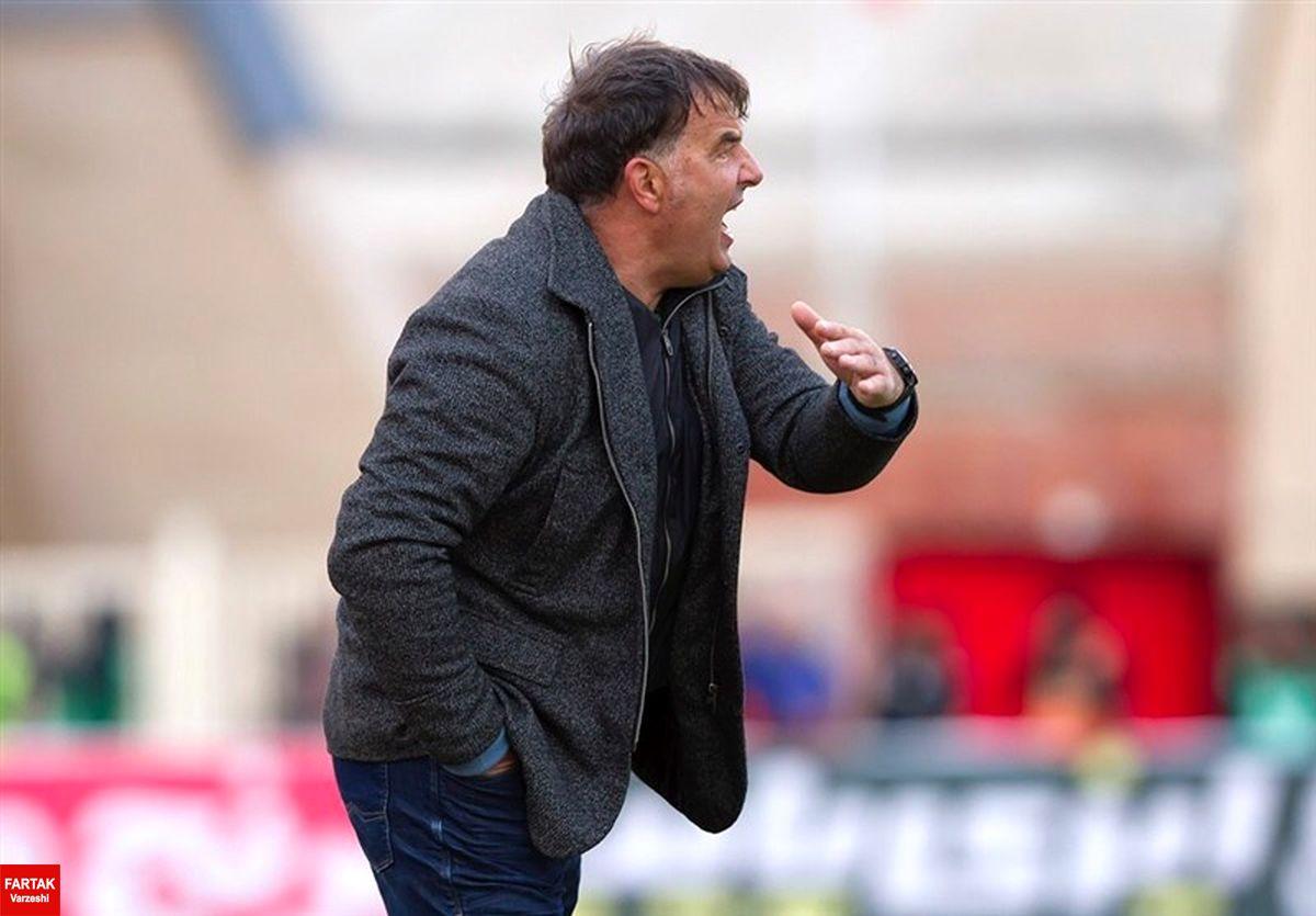 کریستیچوویچ: ماندن شاهین در لیگ برتر متکی به من نیست