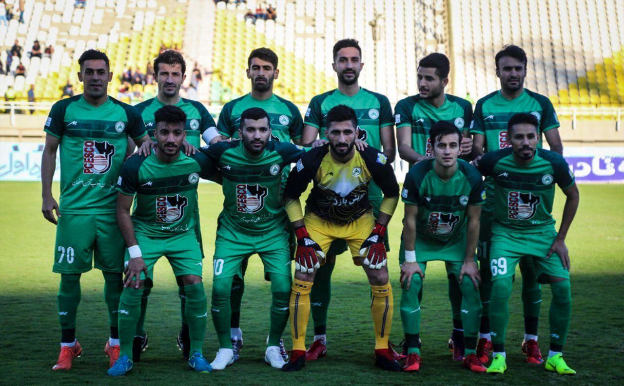 ترکیب ذوب آهن مقابل الوصل امارات اعلام شد