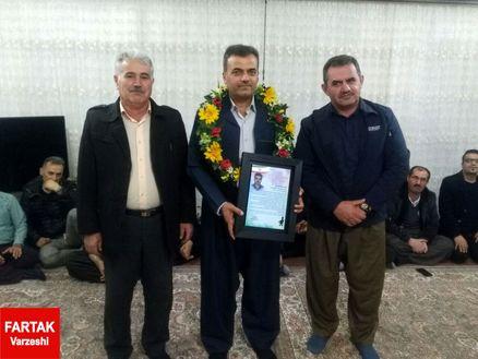 برگزاری مراسم بهترین مربی آذربایجان غربی+عکس