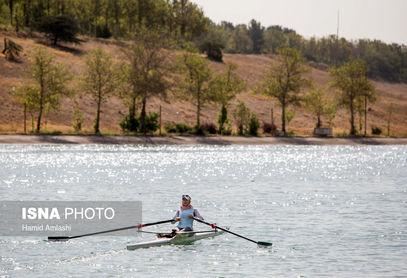 گزارش تصویری ؛ تمرینات مهسا جاور برای المپیک