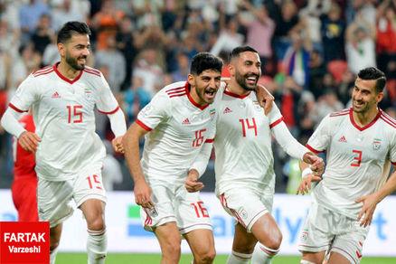 جام ملت های آسیا  پیش بینی ترکیب احتمالی ایران مقابل ویتنام