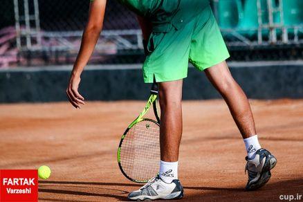 تنیس ایران صعود کرد