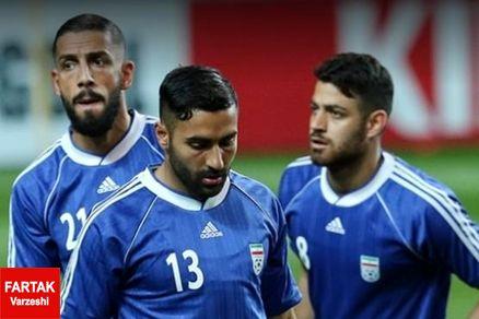 پیگیری فدراسیون فوتبال برای رساندن سامان قدوس به بازی سه شنبه