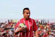 حسین کعبی از دنیای فوتبال خداحافظی کرد