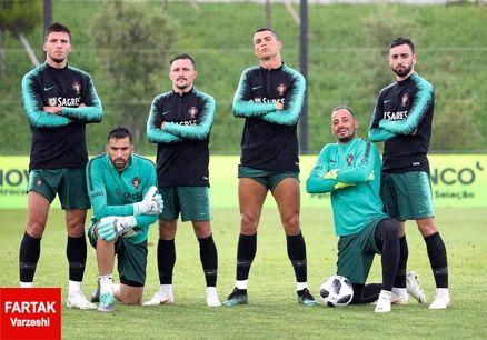 حریف قدر ایران در جام جهانی شارژ  روحی شد
