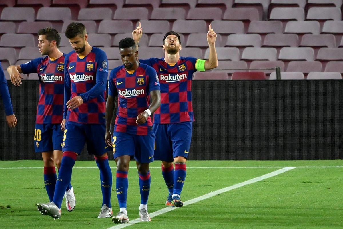 جنگ دستمزد در باشگاه بارسلونا بالا گرفت