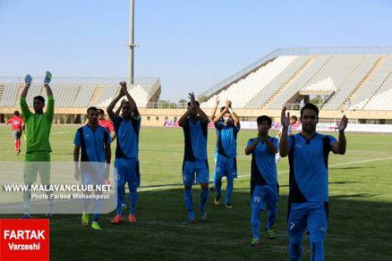 پیروزی ملوان مقابل آلومینوم اراک/ شروع نامید کننده ی داوود مهابادی در اراک