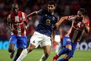 طارمی دونده ترین بازیکن هفته اول لیگ قهرمانان اروپا+عکس