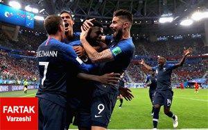 هلند-فرانسه؛متفاوت در فینال!