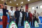 تیم استان تهران قهرمان وزنهبرداری جانبازان و معلولین کشور شد
