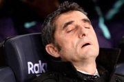 ESPN: بازیکنان بارسلونا به والورده بیاعتماد شدند