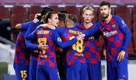 بازیکنان بارسلونا در ژانویه دستمزد نمیگیرند