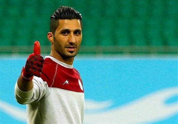 گلر تراکتور،رکورد سیدحسین حسینی را در فوتبال ایران شکست!