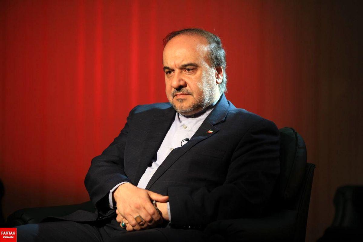 حضور مجدد سلطانیفر در کمیسیون اصل ۹۰
