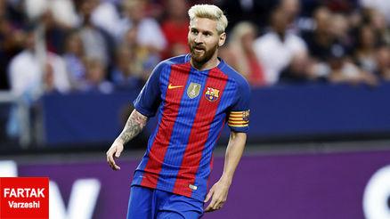 داوید ویا: برای من مسی بهترین بازیکن تاریخ است