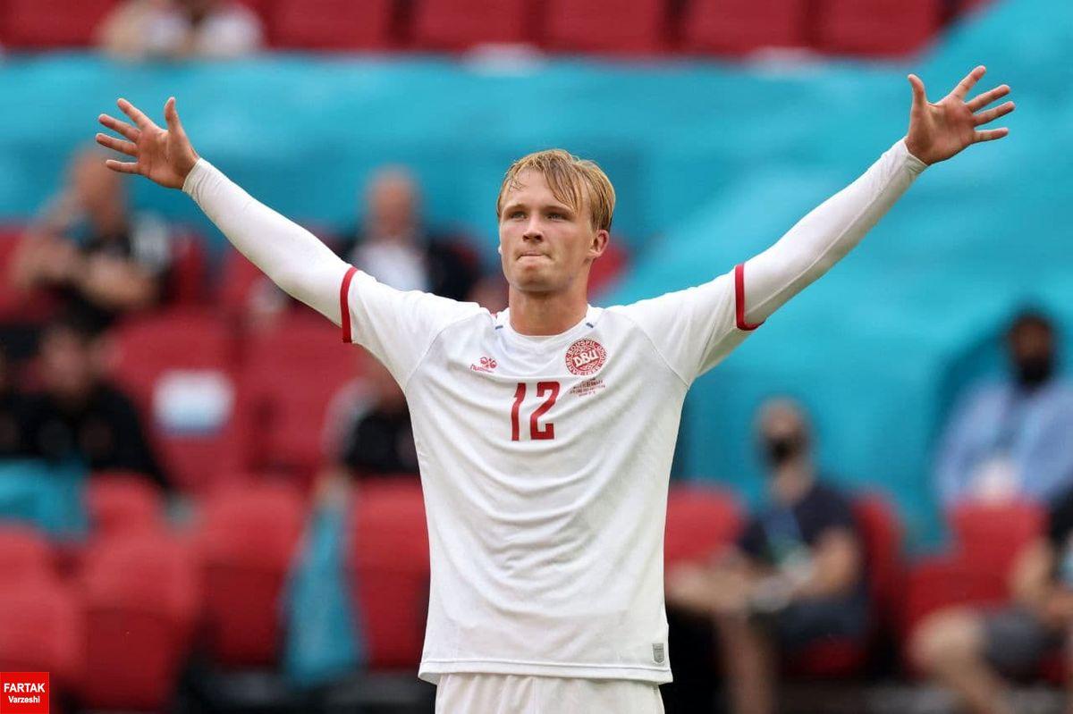 پرشور و تهاجمی؛ این دانمارک میخواهد قهرمان شود