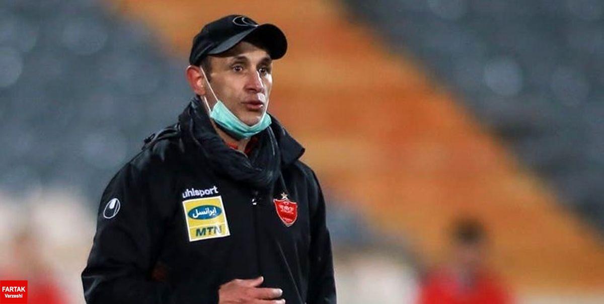 گلمحمدی: هیچ گروهی خیلی سخت یا خیلی آسان نیست/ باید با آمادگی و تمرکز در لیگ قهرمانان ظاهر شویم
