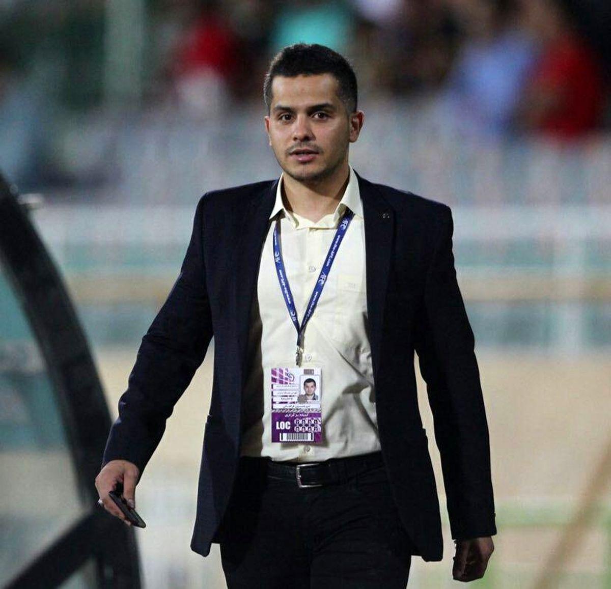 امیرحسین فراهانی نحوه صعود و سقوط در مرحله نهایی لیگ دسته سوم را تشریح کرد