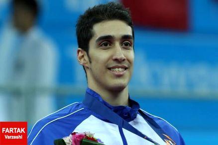 خدابخش، بخت نخست کسب مدال طلای تکواندو وزن 80 کیلوی المپیک