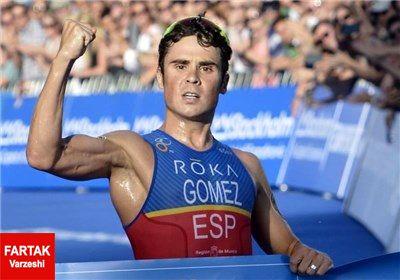 اسپانیا شانس حضورش را در المپیک ۲۰۱۶ ریو در ورزش سه گانه از دست داد.