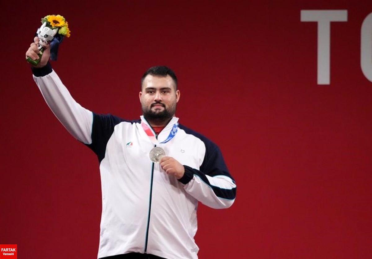 داودی: مدالم را به مردم ایران و کادر درمان تقدیم میکنم