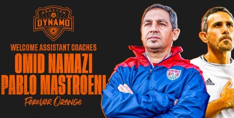 سرمربی سابق ذوب آهن،مربی تیم آمریکایی شد!