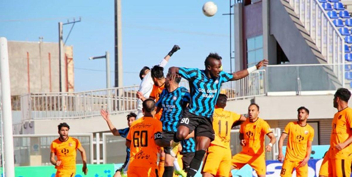 پیروزی گلگهر در دربی کرمان/ کامیابی شاگران قلعه نویی در وقت اضافه