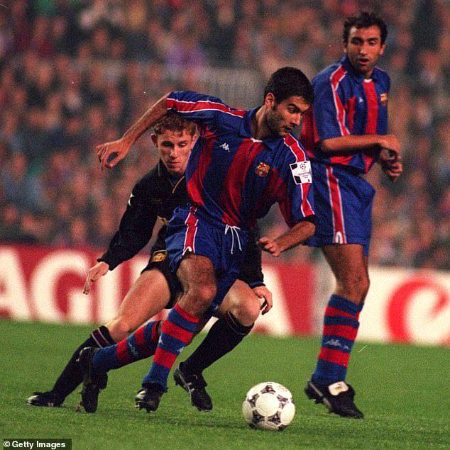 هراس یونایتد از خاطره 25 سال قبل بارسلونا