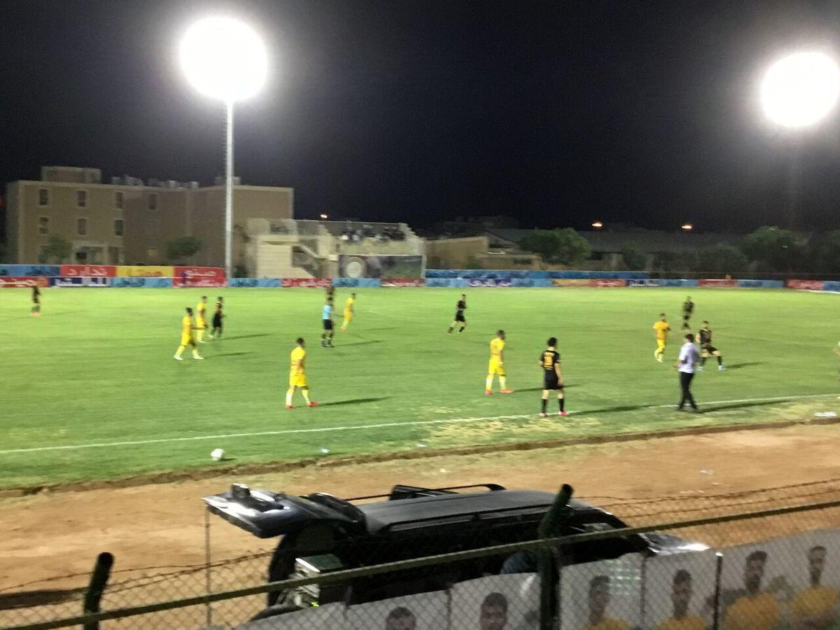 خوشه طلایی ساوه در صورت حمایت می تواند به لیگ برتر صعود کند