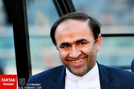 حسن زاده:نظرمحمدی کارهای فرهنگی دربی را زیر سوال برد