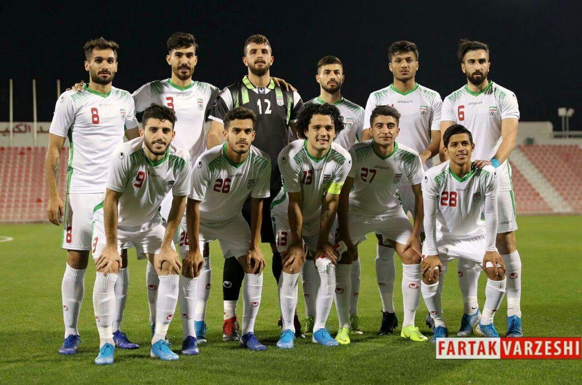 شریفی: با تلاشهای عزیزی خادم اتفاق تاریخی برای فوتبال ایران رقم خورد