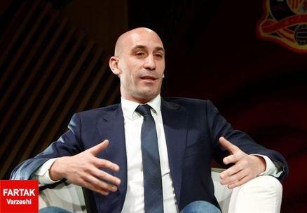 رئیس جدید فدراسیون فوتبال اسپانیا انتخاب شد