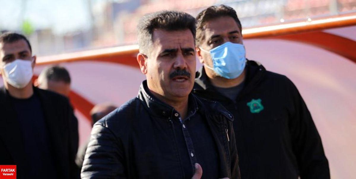 پورموسوی: نمیتوانم از نفت آبادان دل بکنم/ مدیران باشگاه حق دارند