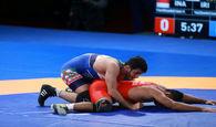 تیلور به فینال رفت؛ مدال برنز جهان در انتظار حسن یزدانی