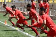 گزارش تمرین پرسپولیس/ سه بازیکن غایب تمرین پرفشار سرخ ها در نوبت صبح